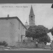 Eglise de la commune de le Pin