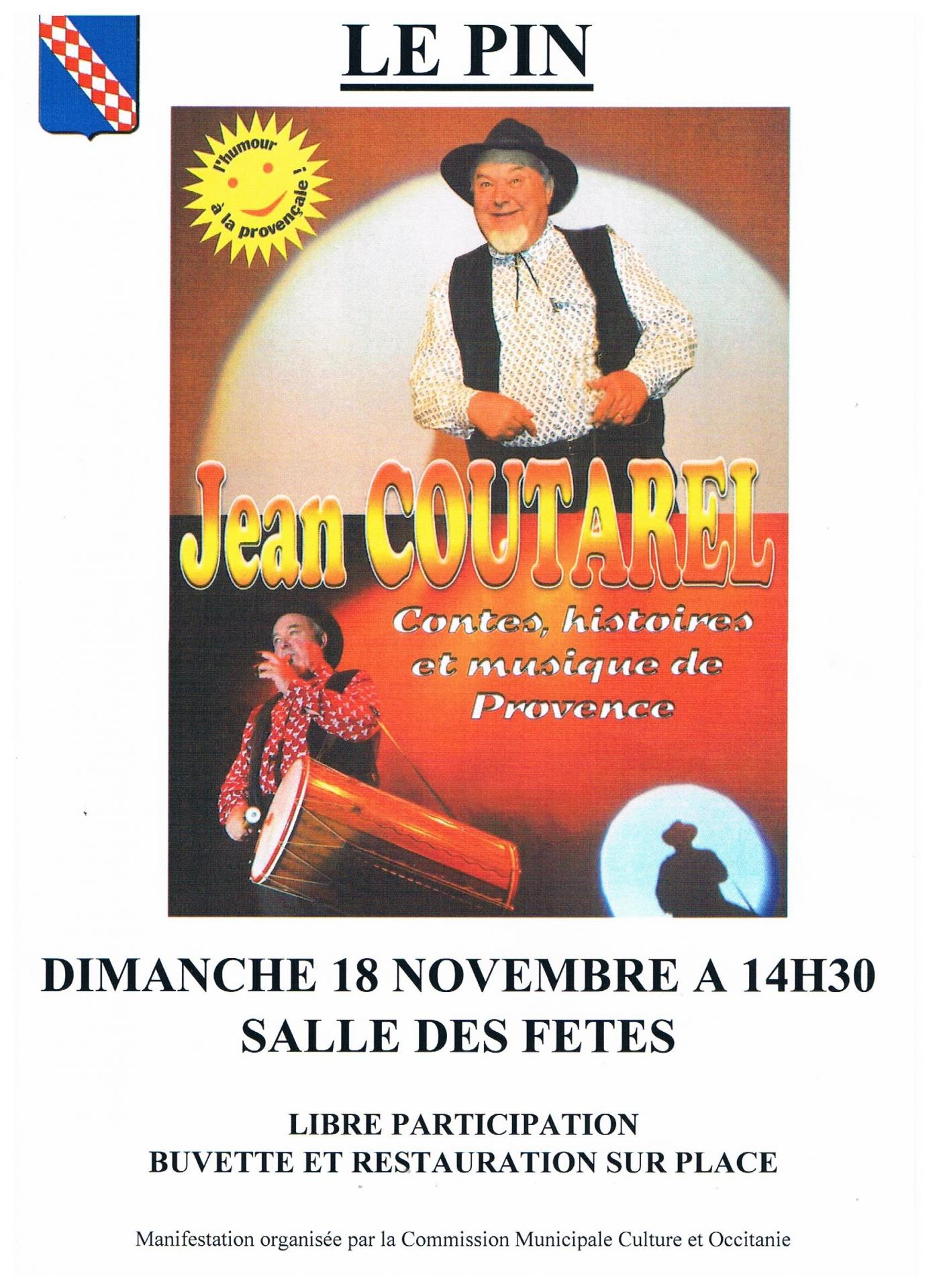 Spectacle jean coutarel 002